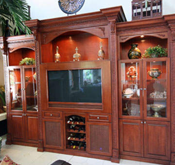 Entertainment Center Gallery